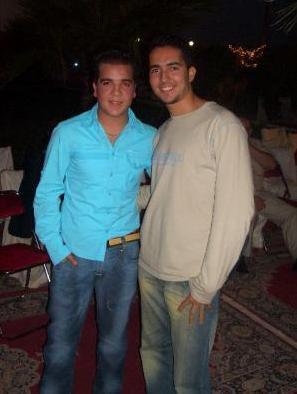 DOUZI et Ibrahim