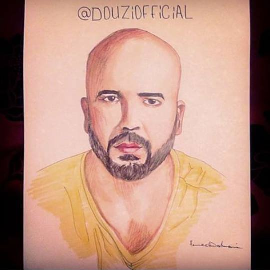 Portrait pour Douzi :)