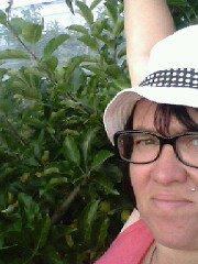 # Moi à l'Eclaircissage des Pommes à l'Ets MEYLIM à Sarlande-24 #