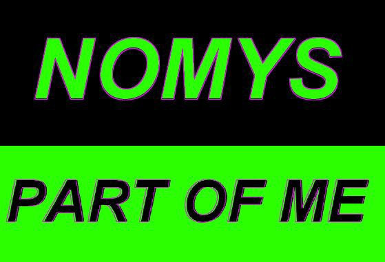 NOMYS - PART OF ME cover (2012)