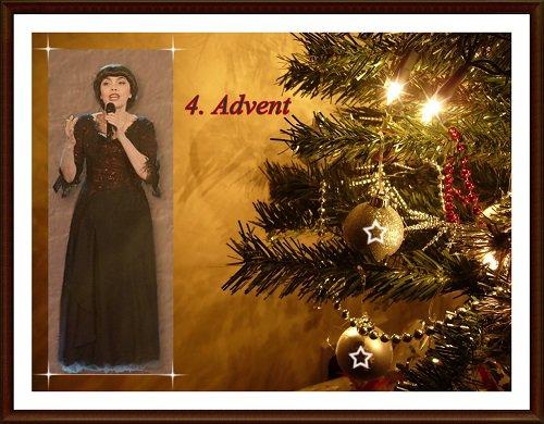 Ich wünsche allen einen schönen 4. Advent