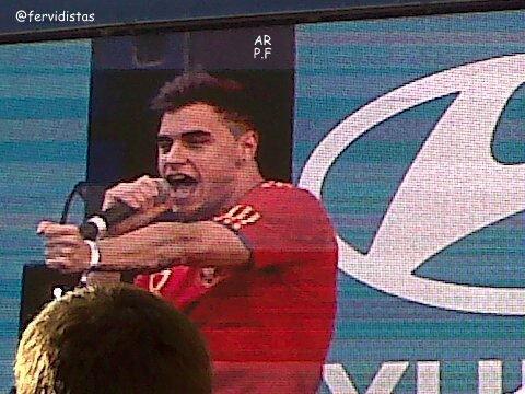 Vidéos du concert d'Adrián Rodríguez