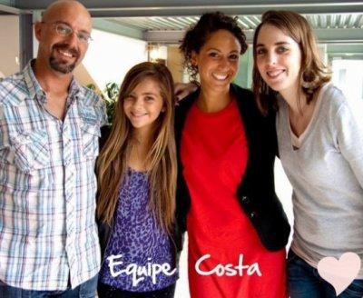L'équipe Costa ♥