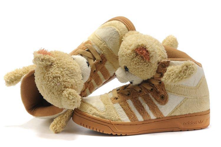 Adidas teddy bear shoes vestemoncler321