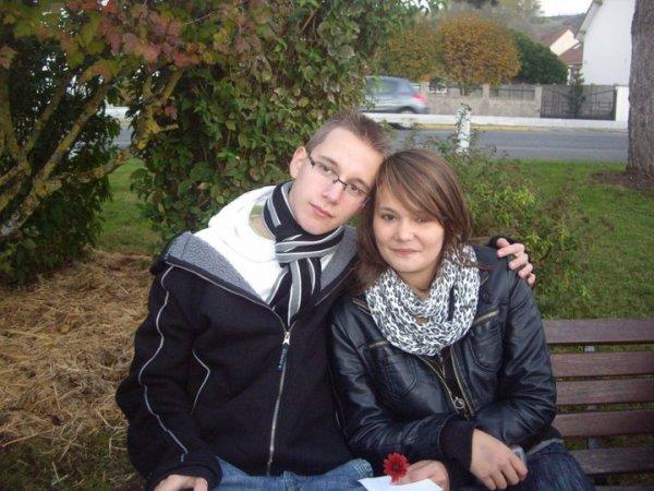 Jenie et moi :)