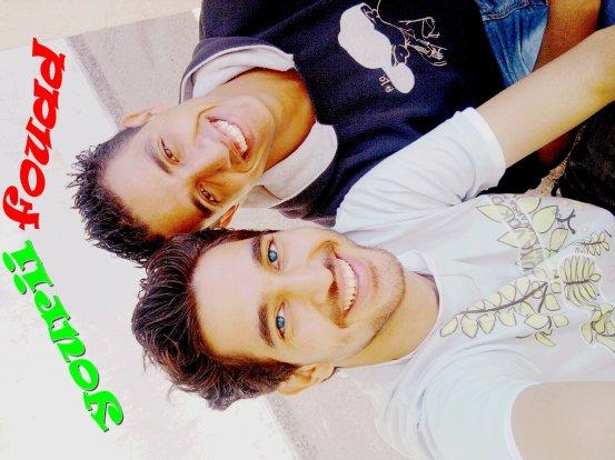 Me & fouad