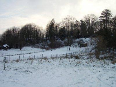 Temps galacial et chutes de neige