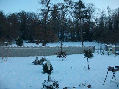 17 cm de neige