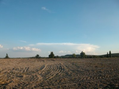 La sécheresse et le beau temps continue