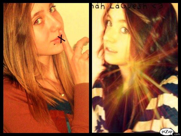 Moi+Elle = Nous Emmah et Stacy ( ma jumelle je taime plus que tout me $hérie :$ )