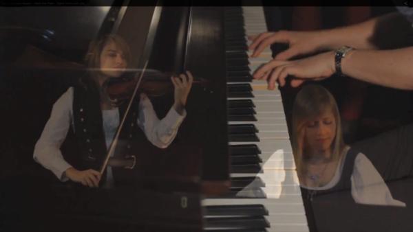 Laoura s' piano / love-story-piano-violin-duo (2018)
