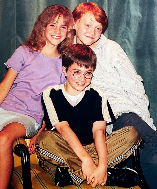 Article n°29 _________________Emma, Daniel & Rupert ♥