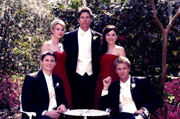 Article n°30 _________________Nathan, Peyton, Cooper, Brooke & Lucas ♥