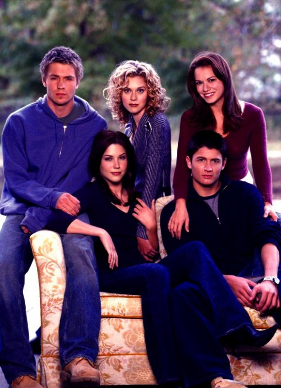 Article n°31 _________________Lucas, Brooke, Peyton, Haley & Nathan ♥