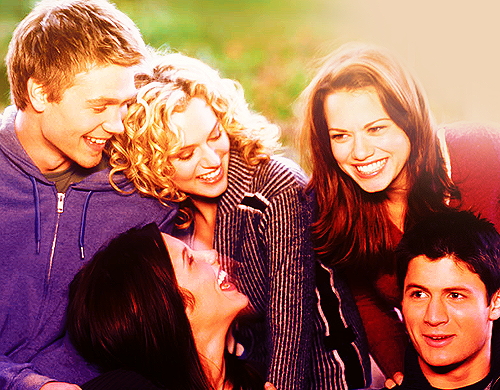 Article n°59 _________________Chad, Sophia, Hilarie, Bethany & James ♥