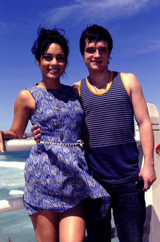 Article n°89 _________________Vanessa & Josh ♥