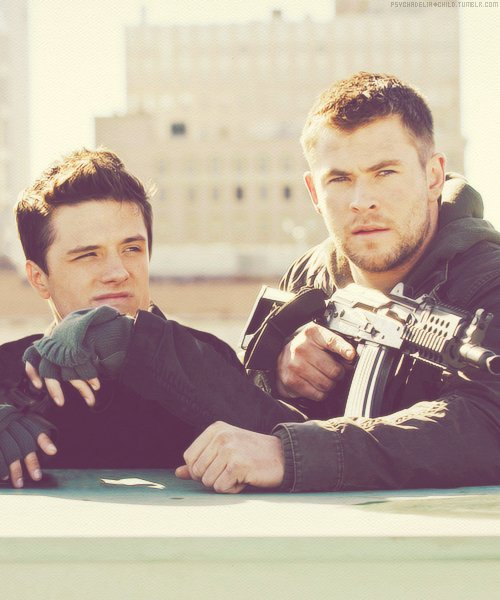 Article n°104 _________________Josh & Chris ♥