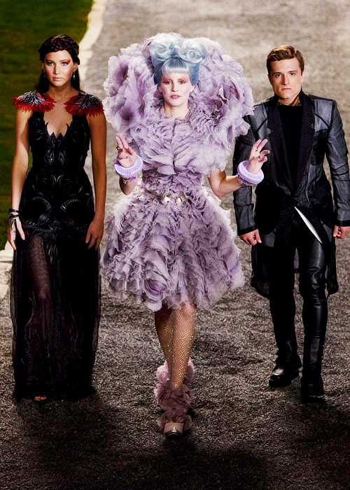 Article n°149 _________________Katniss, Effie & Peeta ♥