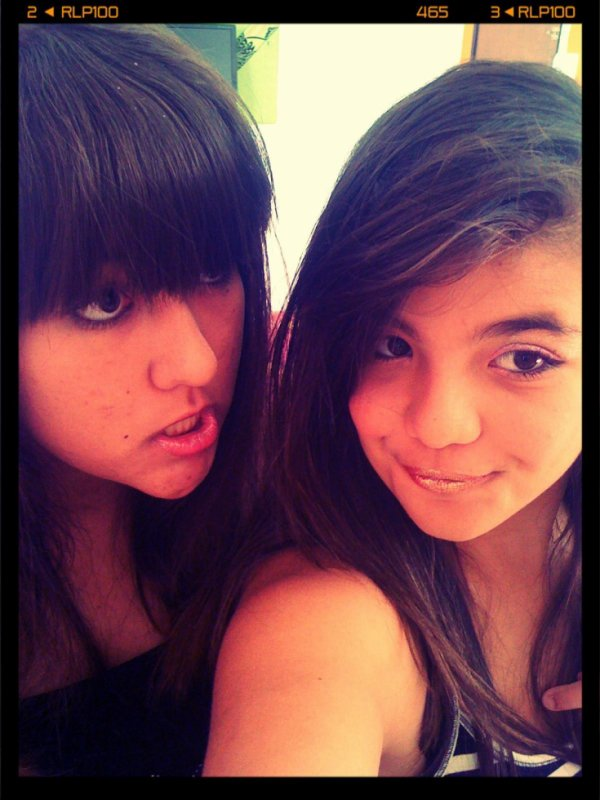 Ma Meilleure amie & Moi! ♥