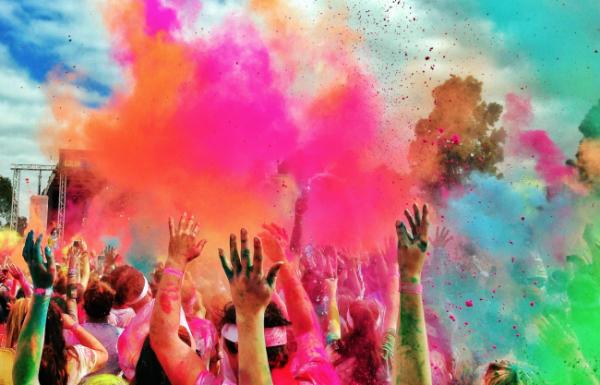 Vive les couleurs!