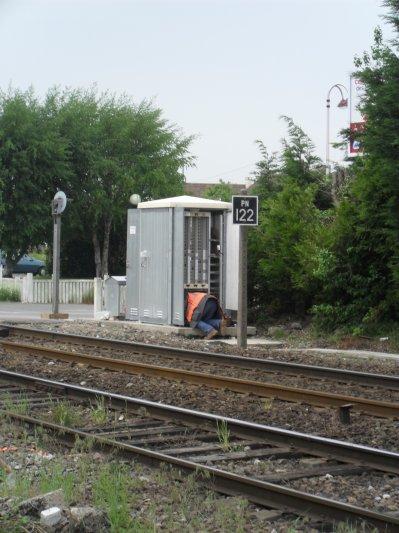 Gare de Rang-du-Fliers, installations