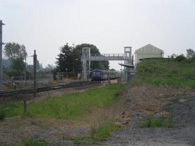 Gare de Rang-du-Fliers, aménagements