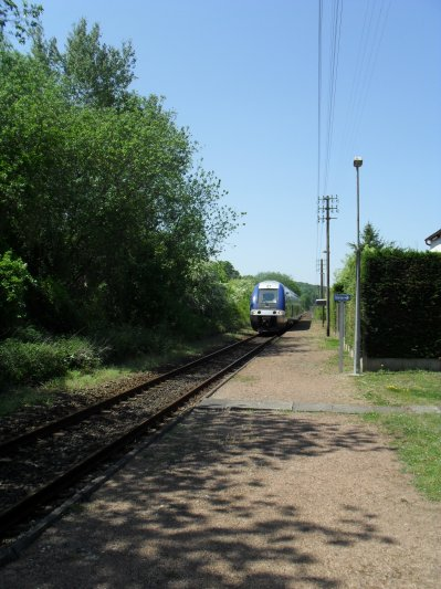 Gare de Maresquel-Ecquemicourt, TER