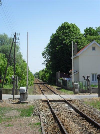 Gare de Maresquel-Ecquemicourt, PN