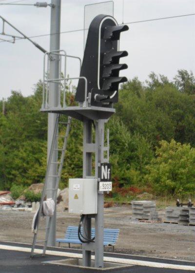Gare de Rang-du-Fliers, signal