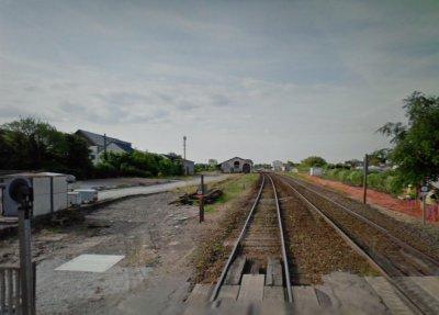 Gare de Rang-du-Fliers, électrification