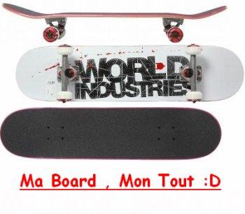 Ma Planche De Skate (l)