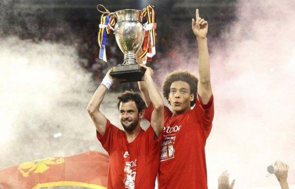 quan on na ranporté la coupe de belgique 2011-2012