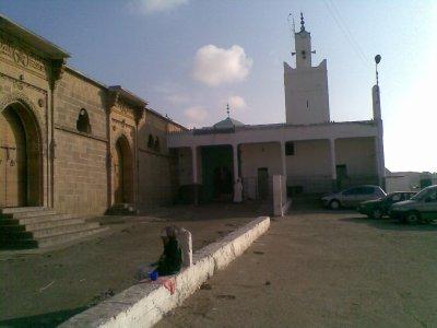 mosquée (Moulay Bouchaib choufani)