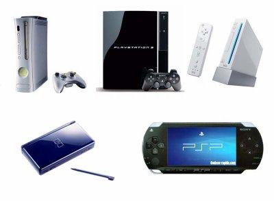 Quel est votre console de jeu vidéo préférer ?