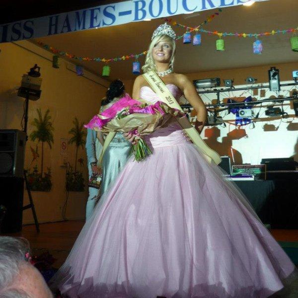 la miss Hames Boucres 2013