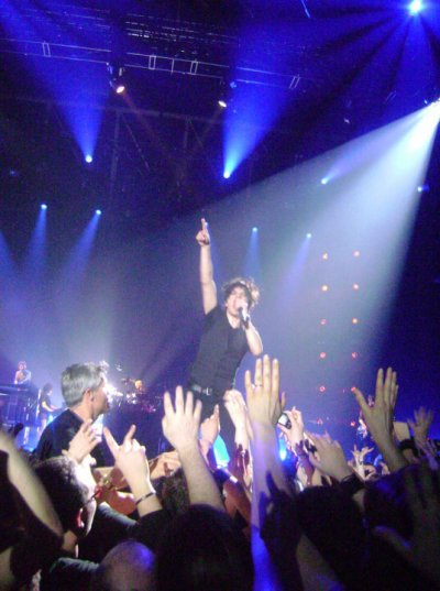 † Indochine: Putaint de concert !!!!  †