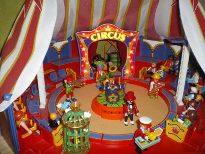 Le cirque est en ville !!!