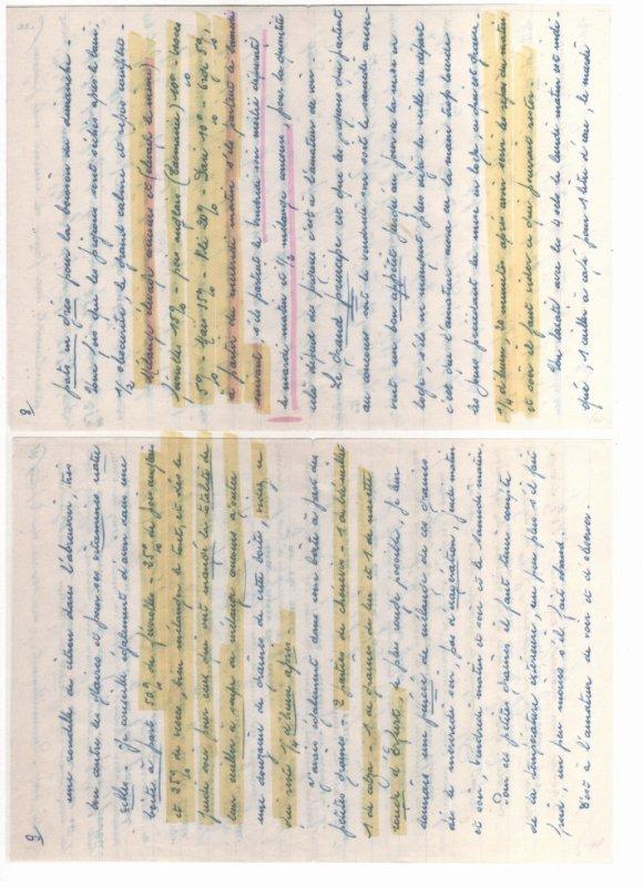 suite de la lettre de feu Eugène PENIN