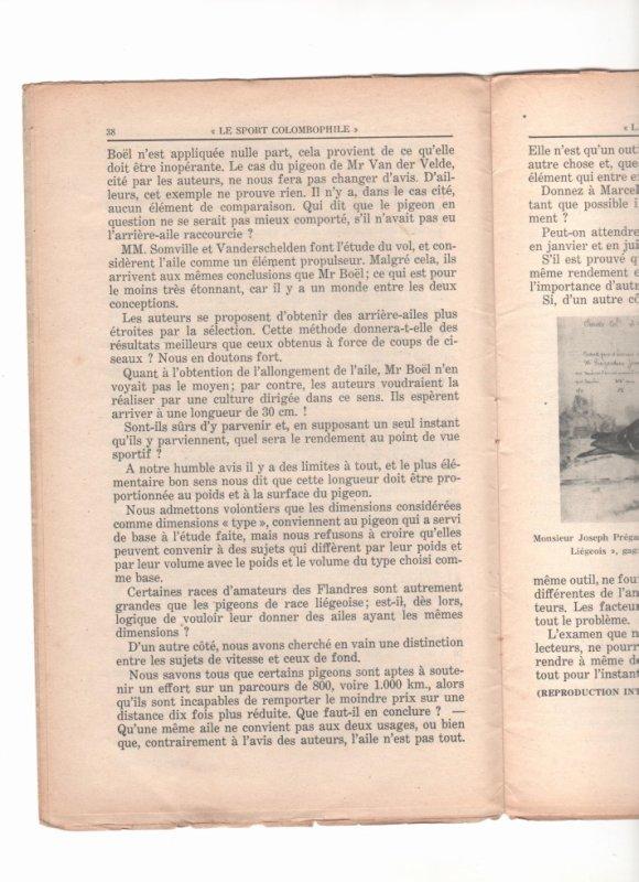 suite Décembre 1938   =>  l' aptitude au vol