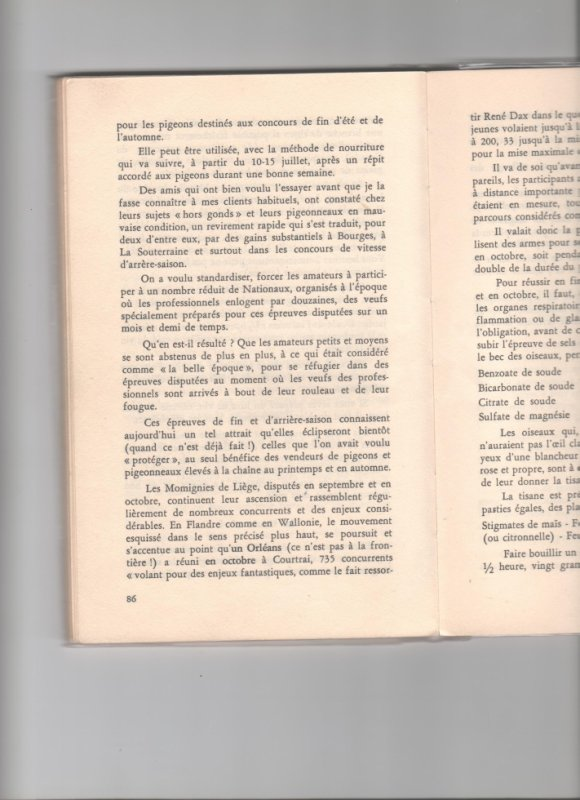 tisanes, page 86