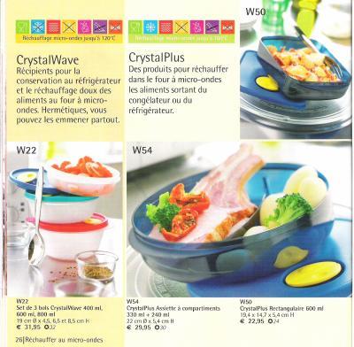 crystalwave crystalplus tupperware 31. Black Bedroom Furniture Sets. Home Design Ideas