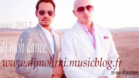 dj moh dance 2012 / dj moh pitbull ft marc anthony rain over me mix 2012 (2012)