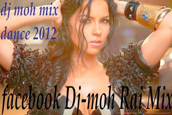 dj moh dance 2012 new / dj moh inna club rocker mix 2012 (2012)