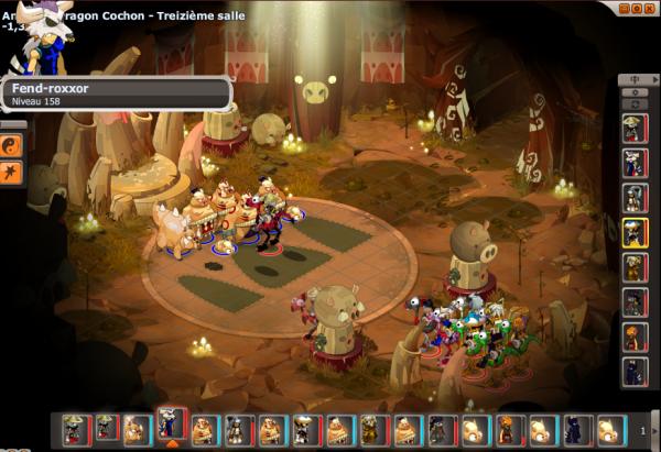 Premier Donjon Dragon Cochon !