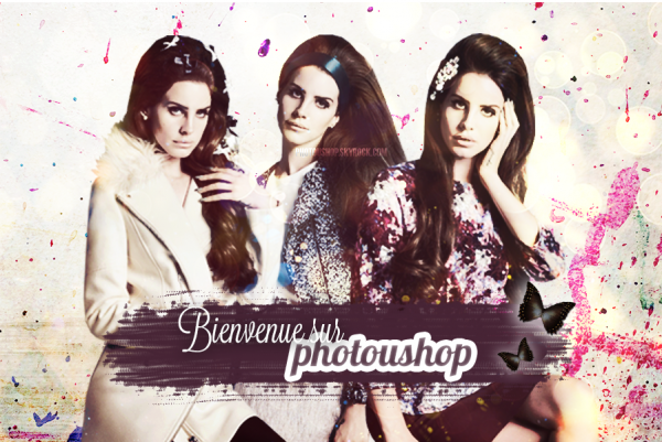 Bienvenue sur photoushop. ♥︎
