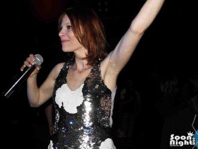 Retrouver la voix electro Audrey Valorzi sur myspace !