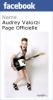 La chanteuse Electro - Rejoins Audrey Valorzi sur Facebook & sur Twitter