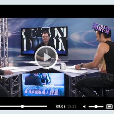 Chronique sur MARTIMA TV Audrey Valorzi Artiste Découverte
