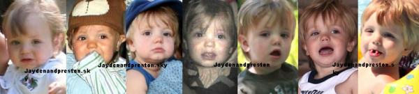 Evolution de Jayden