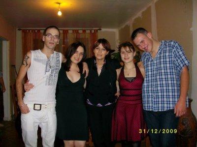 Nouvelle ans 2010 chez kéké